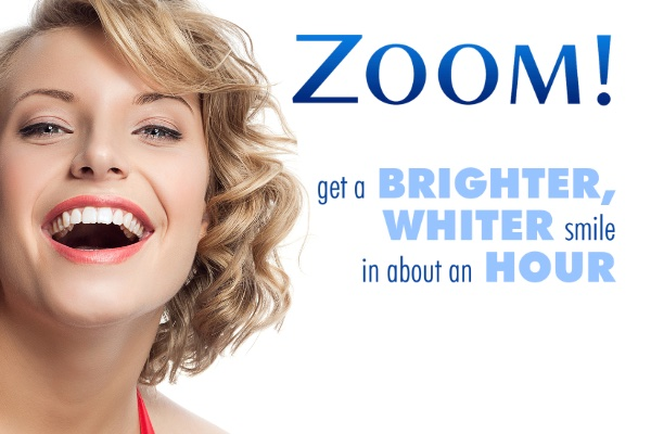 Zoom Teeth Whitening Special